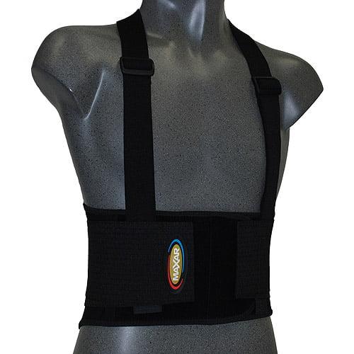 MAXAR Work Belt - Industrial Lumbo-Sacral Support (Deluxe): IBS-3000