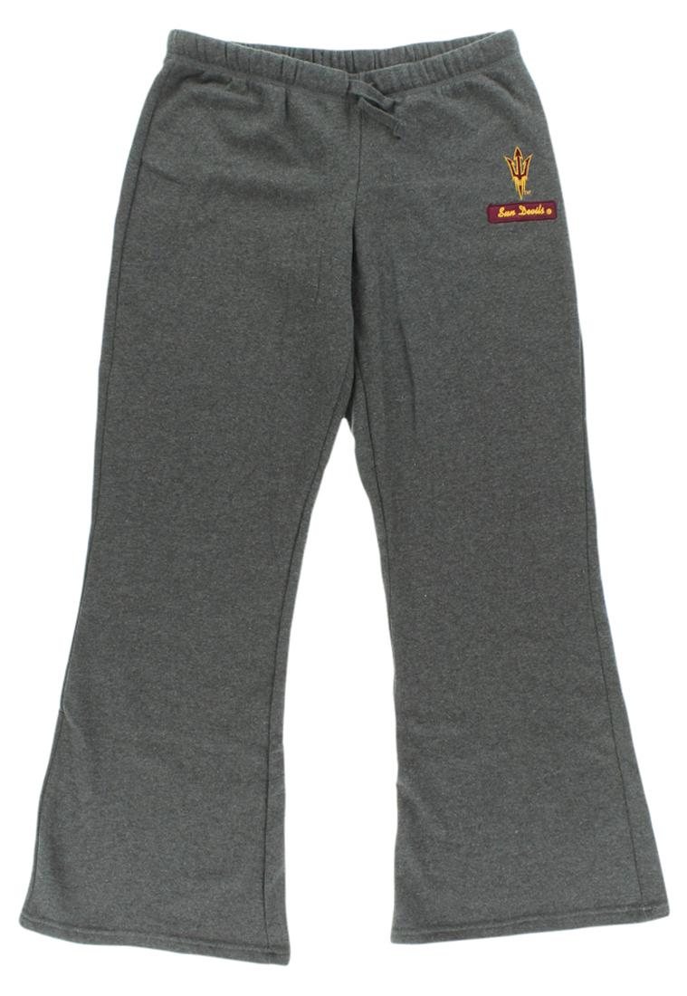 Stadium Womens Arizona State Sun Devils College Pants Grey XL