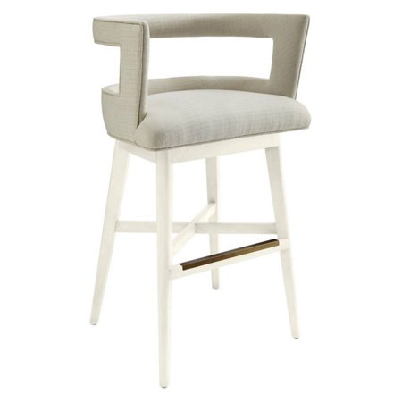 . Coastal Living by Stanley Furniture Oasis Crestwood Bar Stool   Saltbox  White