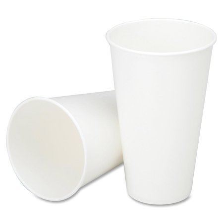Skilcraft Paper Cups Without Handle - 12 Oz - 2500/box - Paper - White (NSN6414592) - Paper Tea Cups With Handles