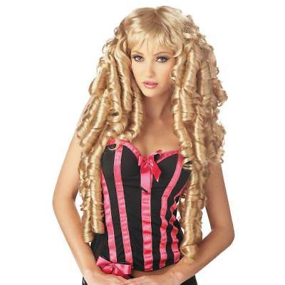 Blonde Storybook Characters (Blonde Storybook Deluxe Wig By Fun)