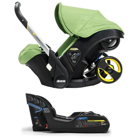 Doona Infant Car Seat Latch Base Fresh Green US Version