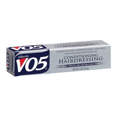 Alberto Vo5 Conditioner Hairdressing Gray/White/Silver Blonde - 1.5 Oz, 3 Pack