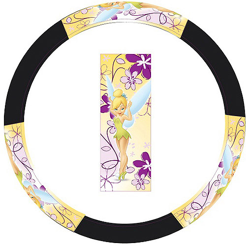 Tinkerbell Dreamland Steering Wheel Cover