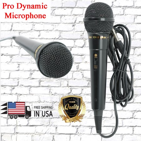 SM30 Wired Handheld Dynamic Professional Vocal Studio Microphone w/ XLR 3 Pin ()