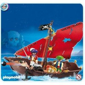 Playmobil Pirates Pirate Dinghy Set #4444