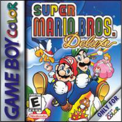 Nintendo Super Mario Bros. Deluxe Game Boy Color