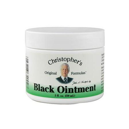 Dr. Christopher's Original Formulas Black Ointment, 2 - Black Ointment