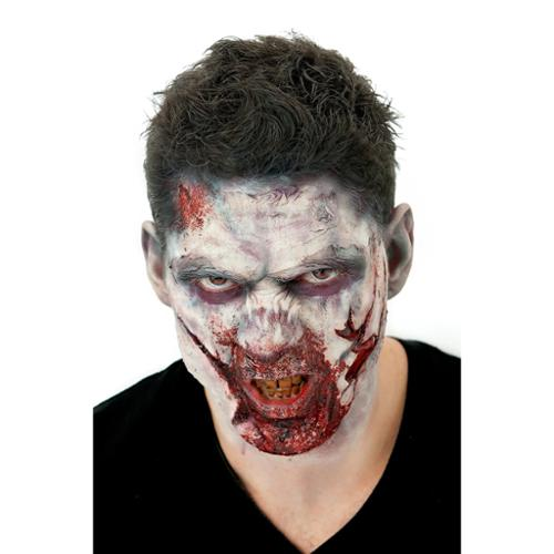 Devowered Zombie Fx Costume Makeup Kit