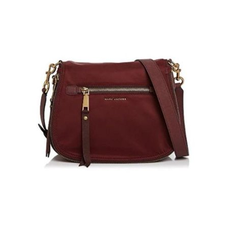 MARC JACOBS Trooper Nomad Nylon Saddle Bag M0010047-547 (Best Marc By Marc Jacobs Bag)
