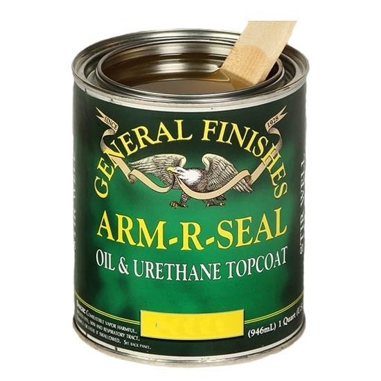 General Finishes, ARM-R-SEAL, Satin, 1 Gallon