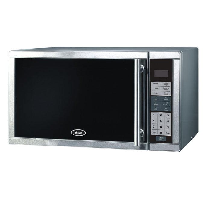 Oster OGB61102 1.1 cu. ft. Digital Microwave Oven - Black ...