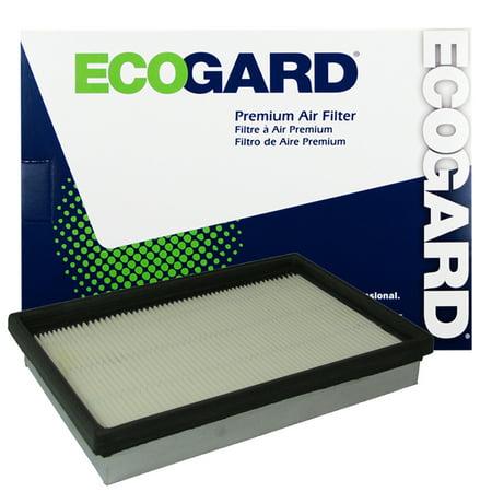 ECOGARD XA4490 Premium Engine Air Filter Fits Ford Probe; Mazda 626, MX-6 (Ford Probe Air)