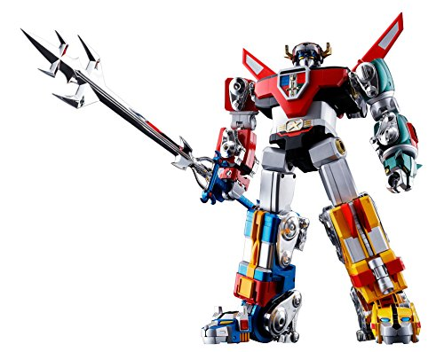 "Bandai Tamashii Nations GX-71 Voltron ""Voltron: Defender of the Universe"" Soul of Chogokin Action... by"