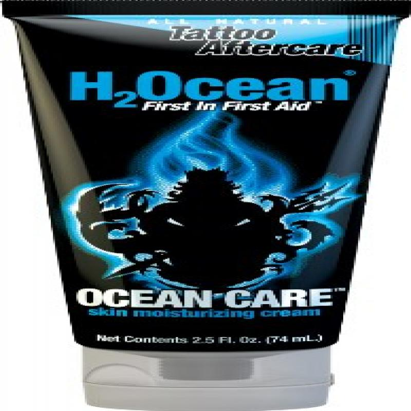 H2Ocean Ocean Care Tattoo Aftercare, 2.5 Ounce - Walmart.com