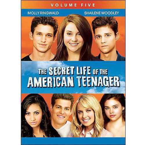 Buena Vista Secret Life Of The American Teenager-v05 [dvd 3 Disc ws sp-fr-sub] by DISNEY/BUENA VISTA HOME VIDEO