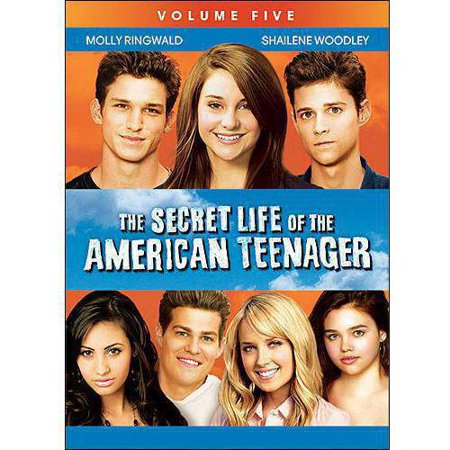 The Secret Life Of The American Teenager  Volume Five