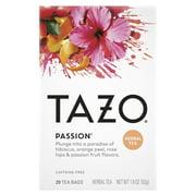 Tazo Tea Bags Passion 20 Tea Bags