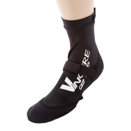 Vincere Grip Socks Beach And Boat Socks With Stabilizing Straps