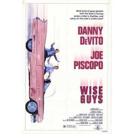 Wise Guys Poster Movie Mini Promo