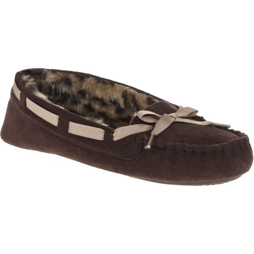 Girl's Abbie Aussie Moccassin Slippers