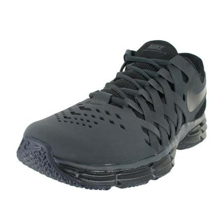 Nike Men's Lunar Fingertrap Tr Anthracite/Black Training Shoe 9 Men US