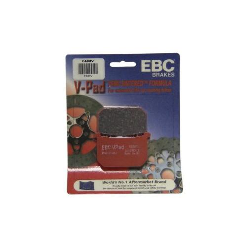 EBC Semi Sintered V Brake Pads Rear Fits 82-83 Kawasaki KZ1000R Lawson Replica