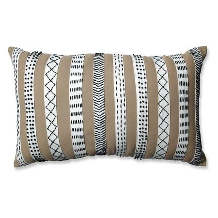 Pillow Perfect Tribal Bands Decorative Throw Pillow