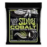 Ernie Ball 2721-U 0.010-0.046 Gauge Regular Slinky Cobalt Electric Guitar Strings