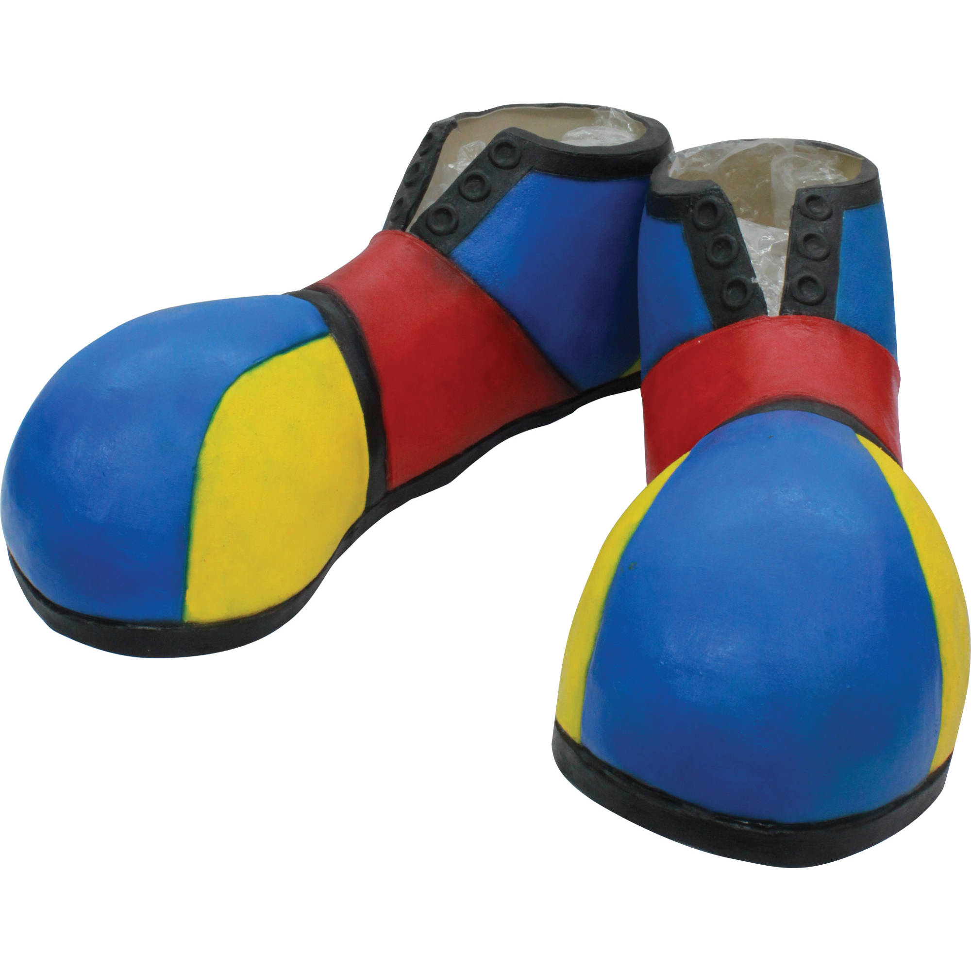 Clown Shoes Latex Adult Halloween Accessory