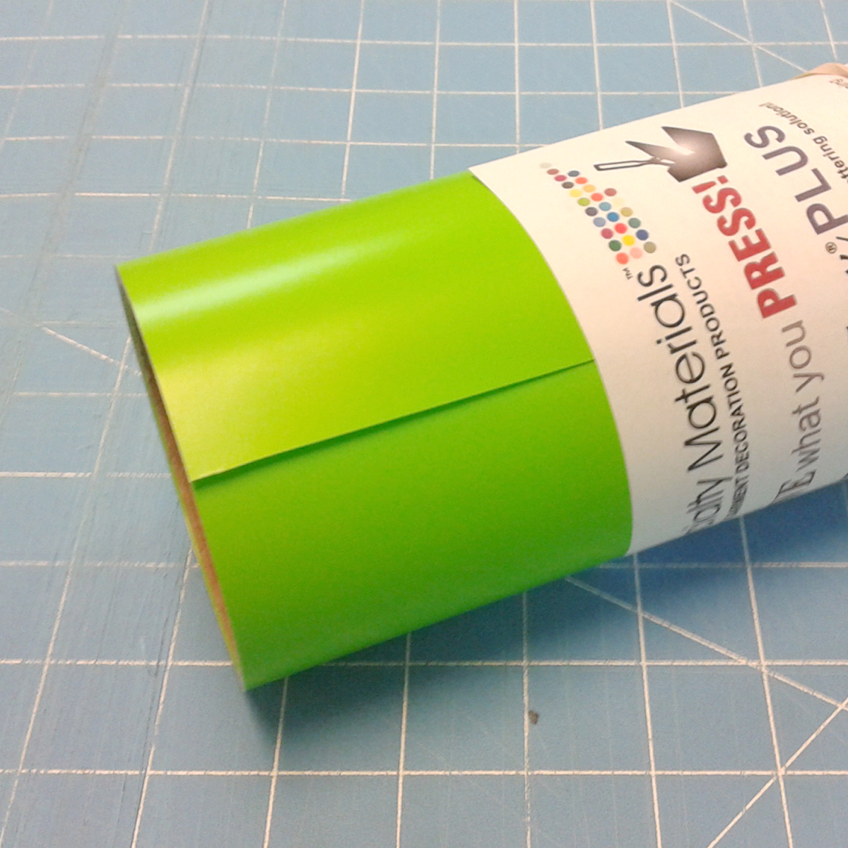 "Apple Green 15"" x 10' (feet) ThermoFlex Plus Heat Transfer Vinyl, HTV"
