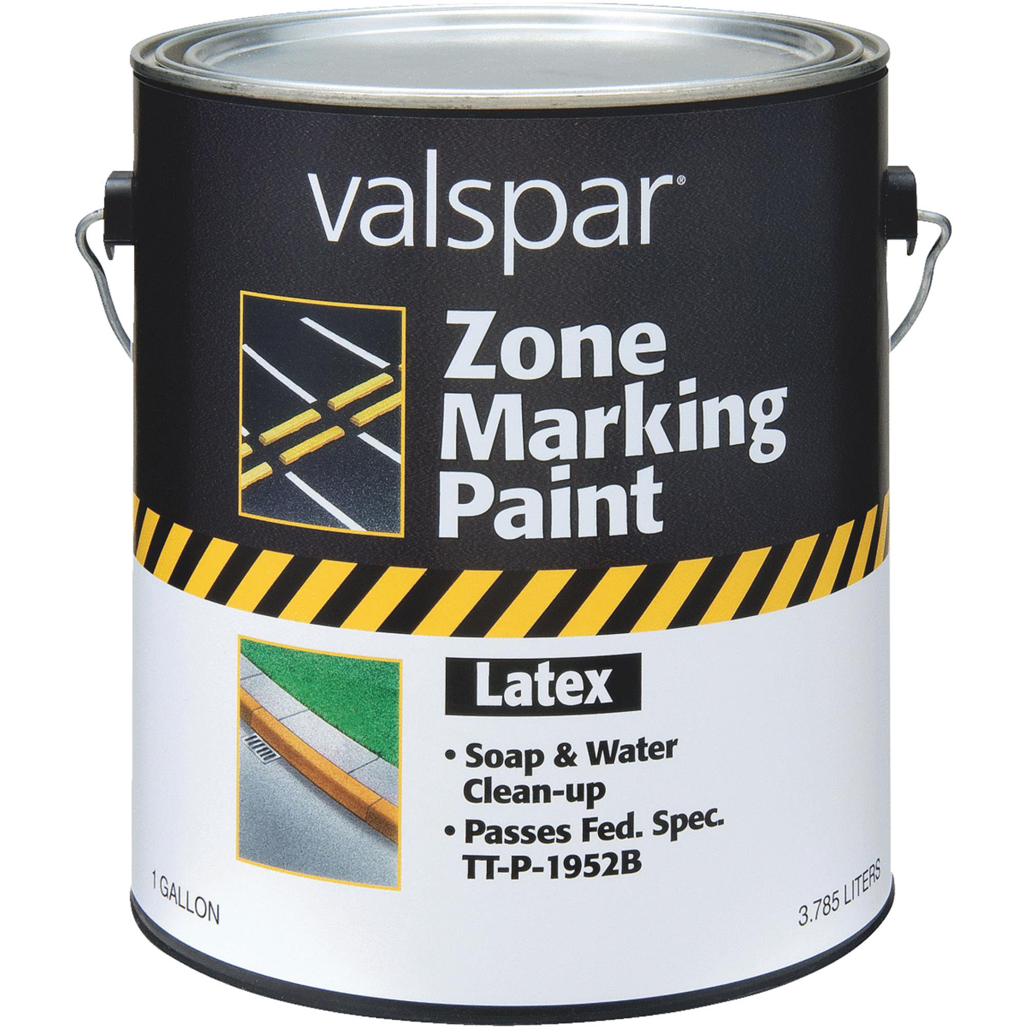 Valspar Latex Traffic Marking Paint