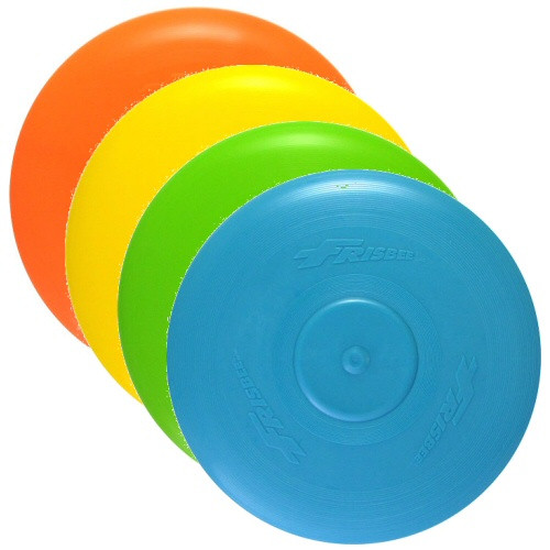 Classic Frisbee by Wham-O in Various Colors