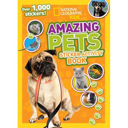 Wonder Pets Sticker (Amazing Pets Sticker Activity Book )