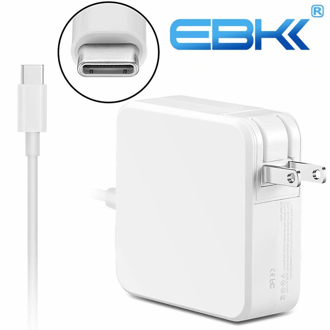 Power Charger Adapter for A1719 87W USB-C Power Adapter Charger MNF82LL//A