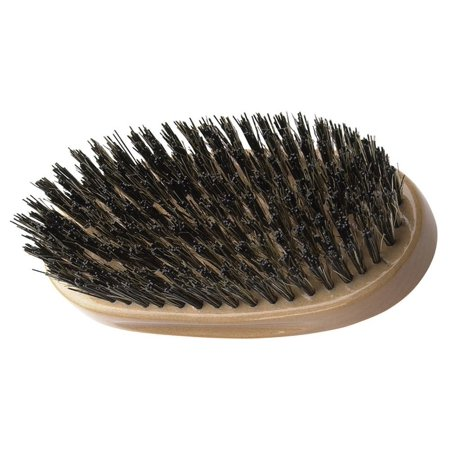 Diane Palm Brush, Extra Firm Reinforced Boar Bristles