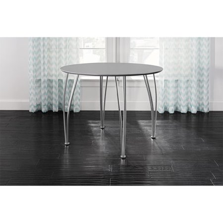 DHP Bentwood Dining Table Gray