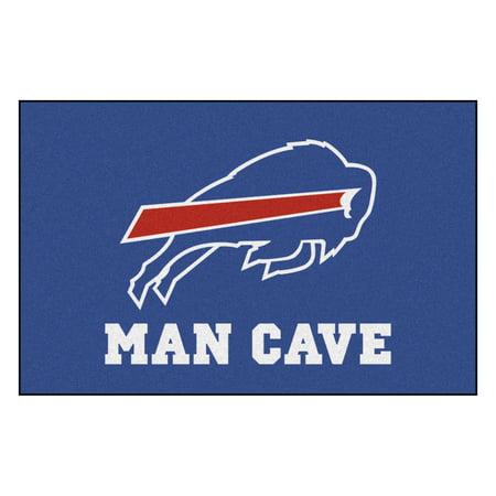 NFL - Buffalo Bills Man Cave Starter Rug 19