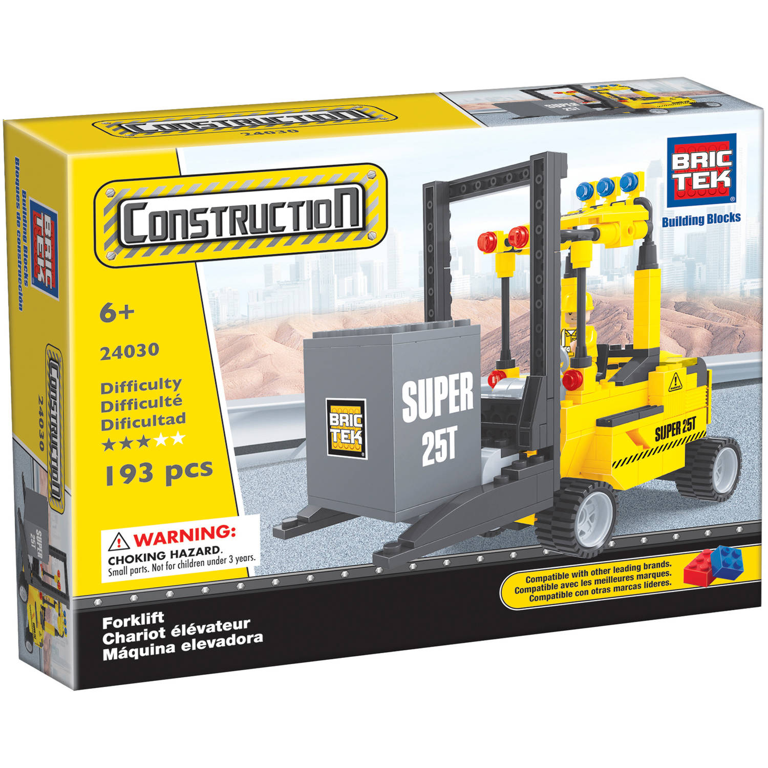Construction Forklift