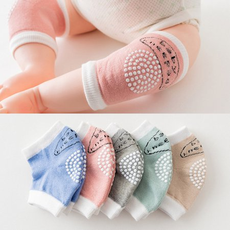 6Pair 2019hotsales Baby Safety Crawling Elbow Cushion Boys Girls Knee Pads Protective Gear