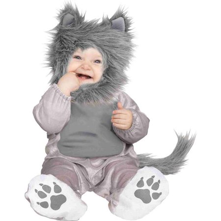 Wolf Cub Baby / Toddler Costume - Wolf Pack Costume