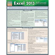 Excel 2013 Advanced Guide