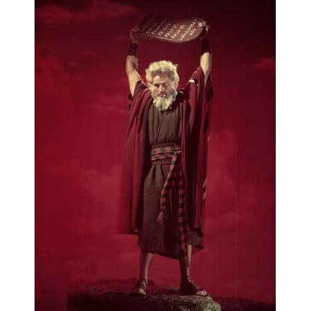 - The Ten Commandments Photo Print