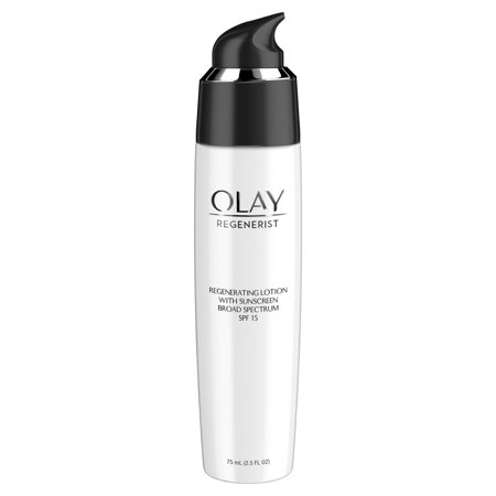 Olay Regenerist Regenerating Face Lotion with Sunscreen SPF 15 Broad Spectrum 2.5 fl oz