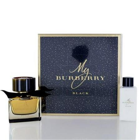 Burberry BYK1 1.6 oz Eau De Perfume Spray & 2.5 oz Body Lotion Set for Women,