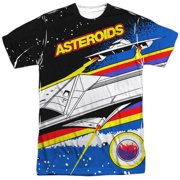 Atari - Asteroids Arcade - Short Sleeve Shirt - XXX-Large