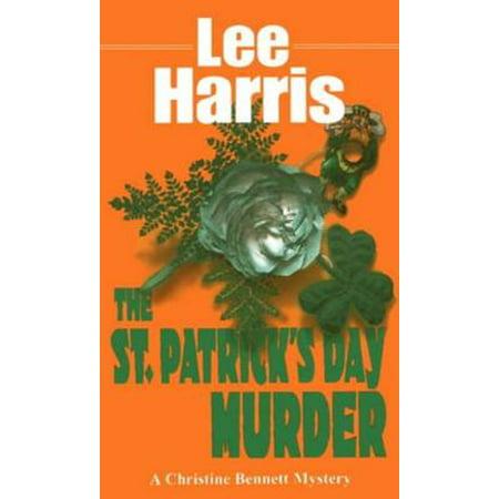 St. Patrick's Day Murder - eBook - Lee Patrick Harris