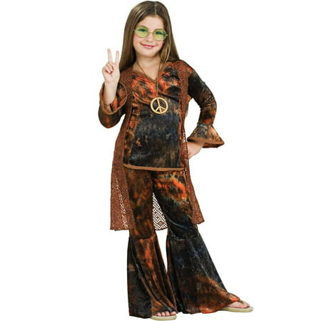 Woodstock Halloween Costume (Woodstock Diva Brown Child Halloween)