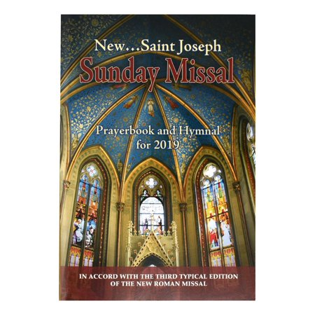 St. Joseph Sunday Missal and Hymnal for 2019 (Paperback) - Best Buy Hours On Sunday
