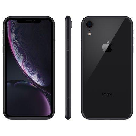 Straight Talk Apple iPhone XR w/64GB Prepaid Smartphone,